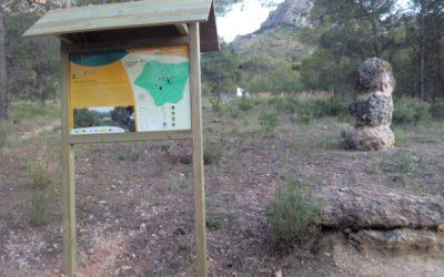 SL-MU 17 Sendero botánico de Santa Ana (Jumilla)