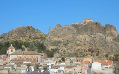 SL-MU 13 Senda del Castillo (Calasparra)